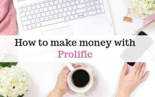 make money with Prolific