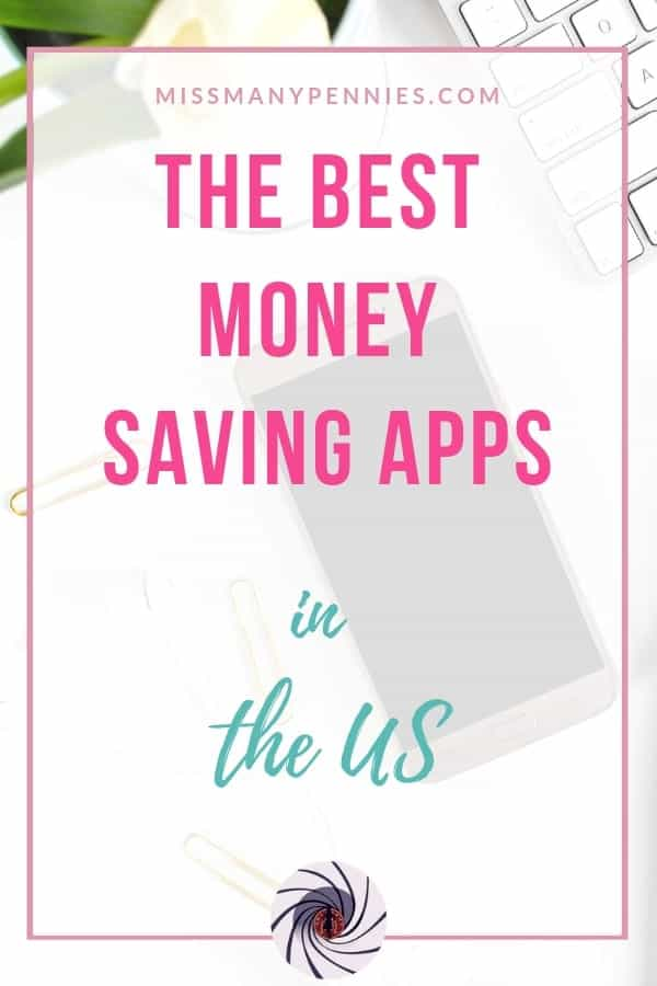 the best money saving apps in the US