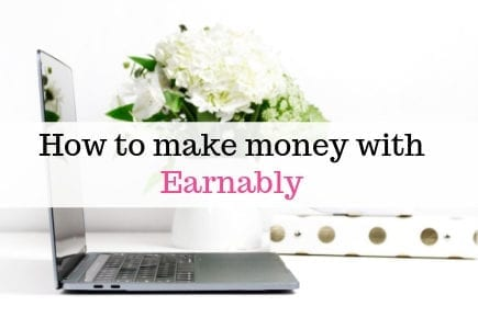Make money with Earnably