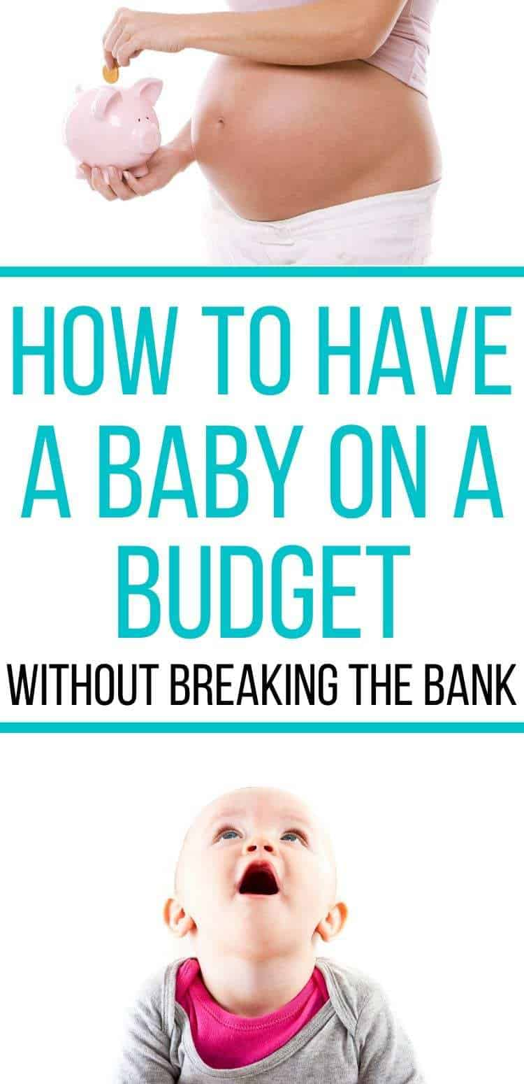 baby on budget