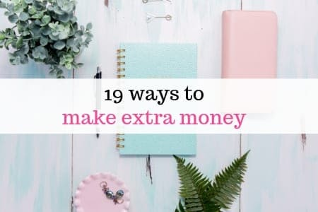 19 ways to make extra money