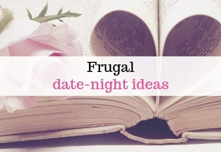 Frugal date night ideas