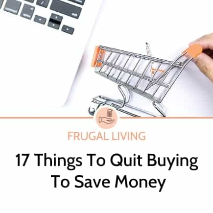 Things to Cut from your budget to save money