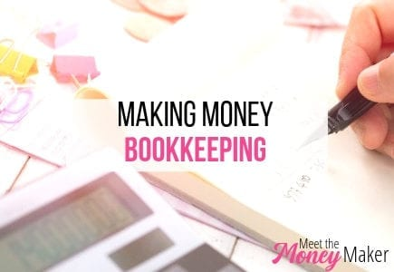 Making Money As A Bookkeeper
