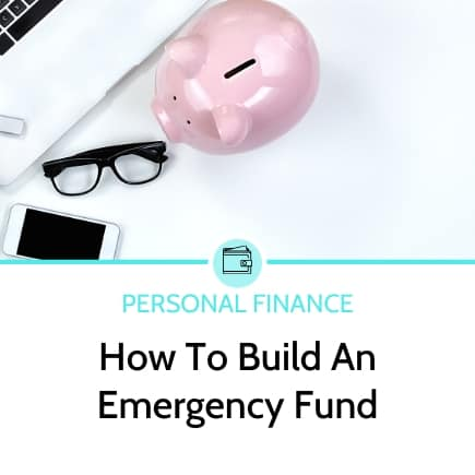 Why you need an emergency fund