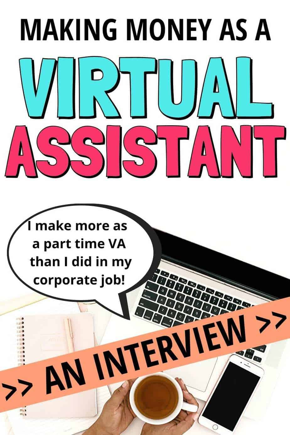 making money as a virtual assistant