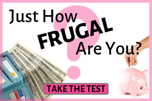 How Frugal Are You? Take the test