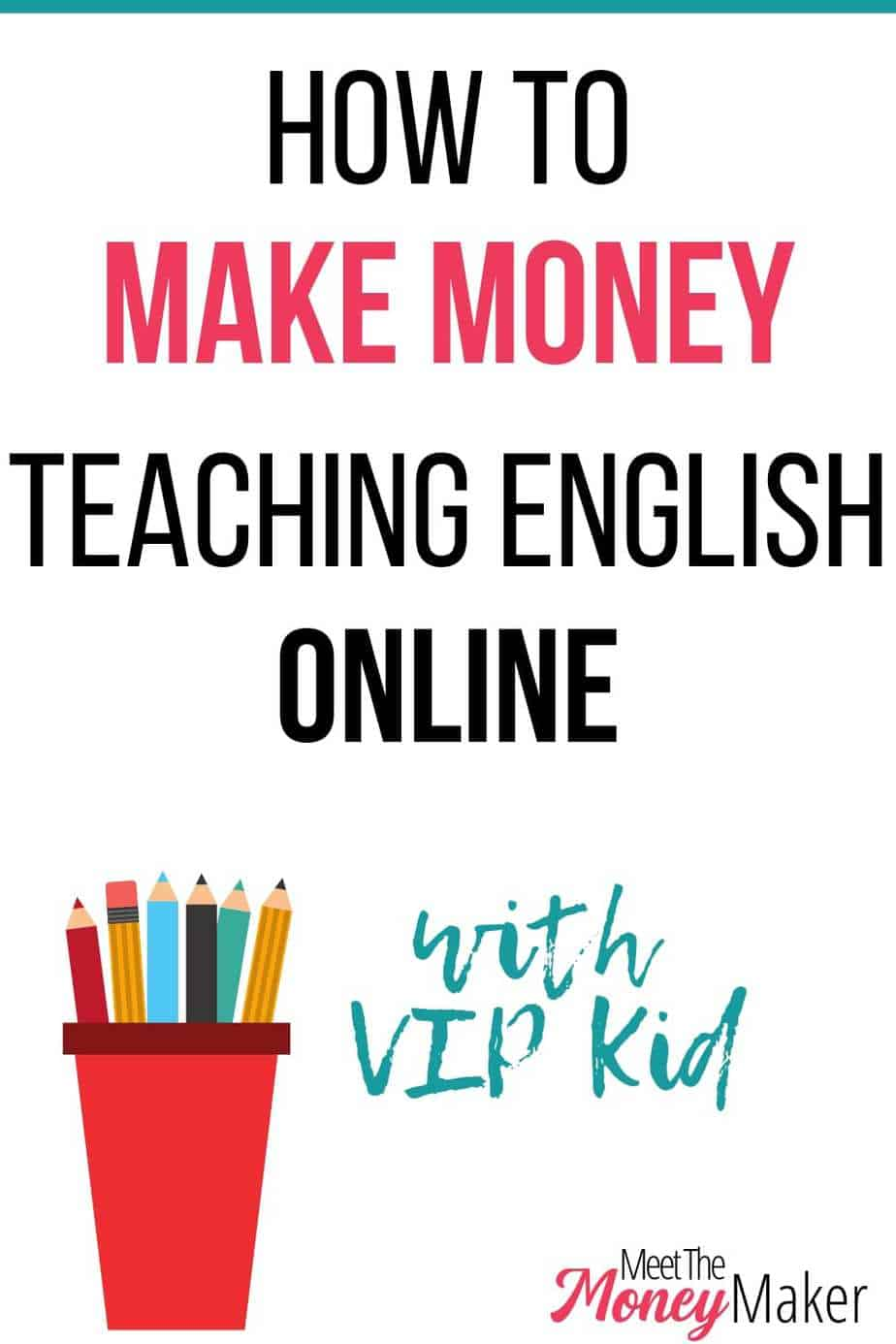 Make money teaching english with vip kid