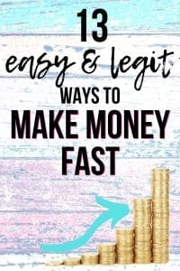 How To Make Money Fast [Get Money In Your Pocket Today]