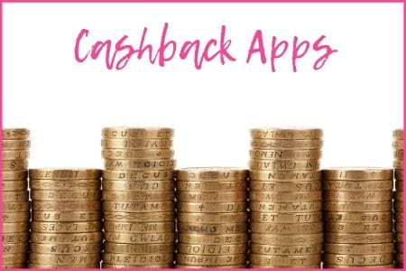 Apps that pay cashback