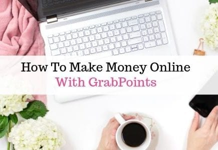How to make money online with Grabpoints