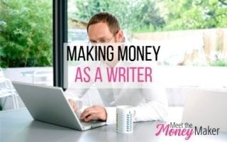 Making money as a writer