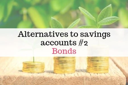Alternatives to savings accounts #2 - Bonds