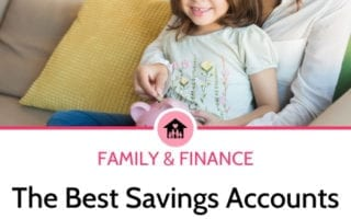 Best Children's savings accounts
