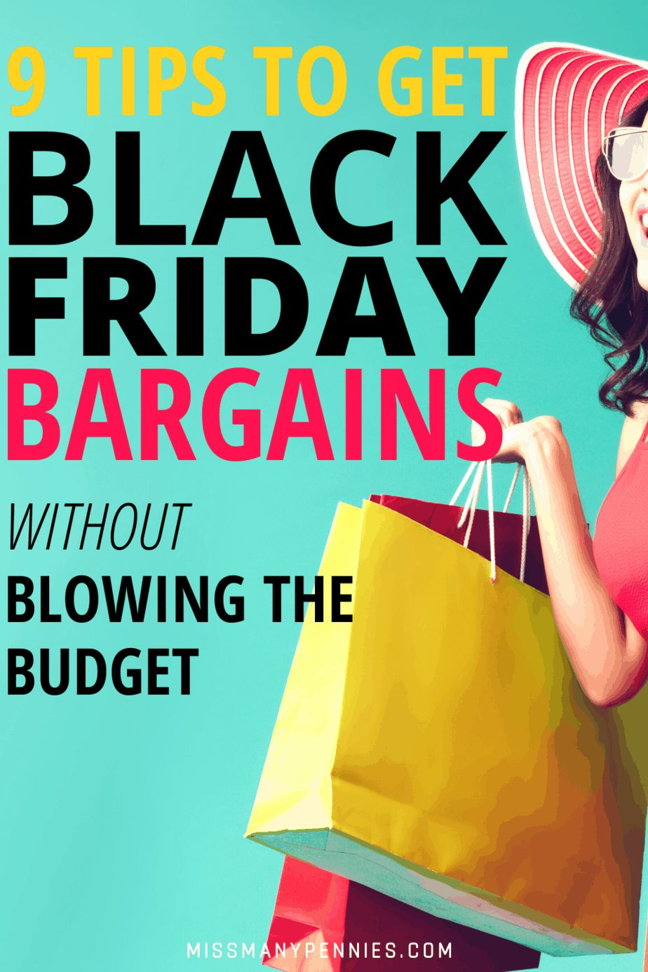 How to get the best Black Friday bargains without blowing the budget
