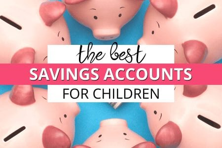 the best savings accounts for children