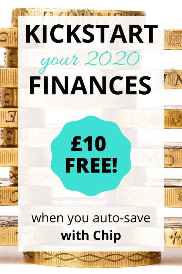 Kickstart your finances when auto-save with Chip
