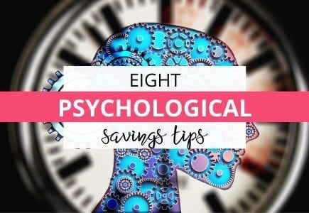 eight psychological savings tips