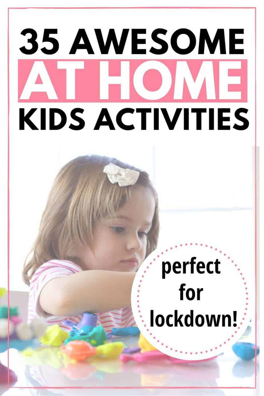 kids at home activities