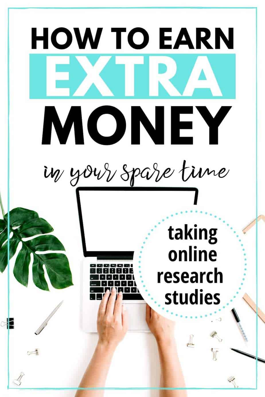 How to earn extra money taking online research studies with Prolific