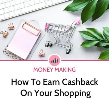 How to get cashback on your online shopping
