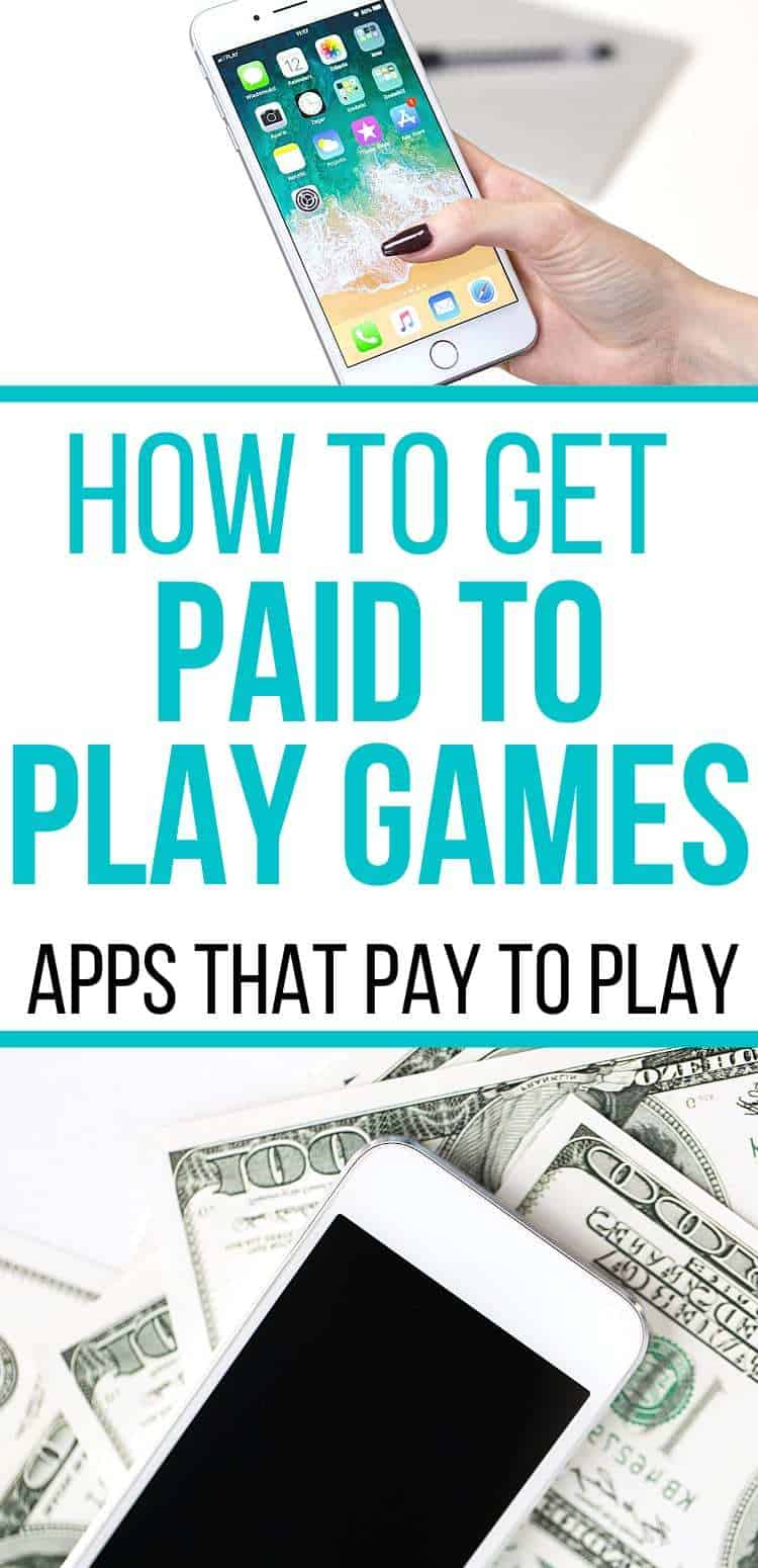How to get paid to play games