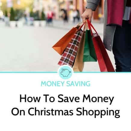 How to save money christmas shopping
