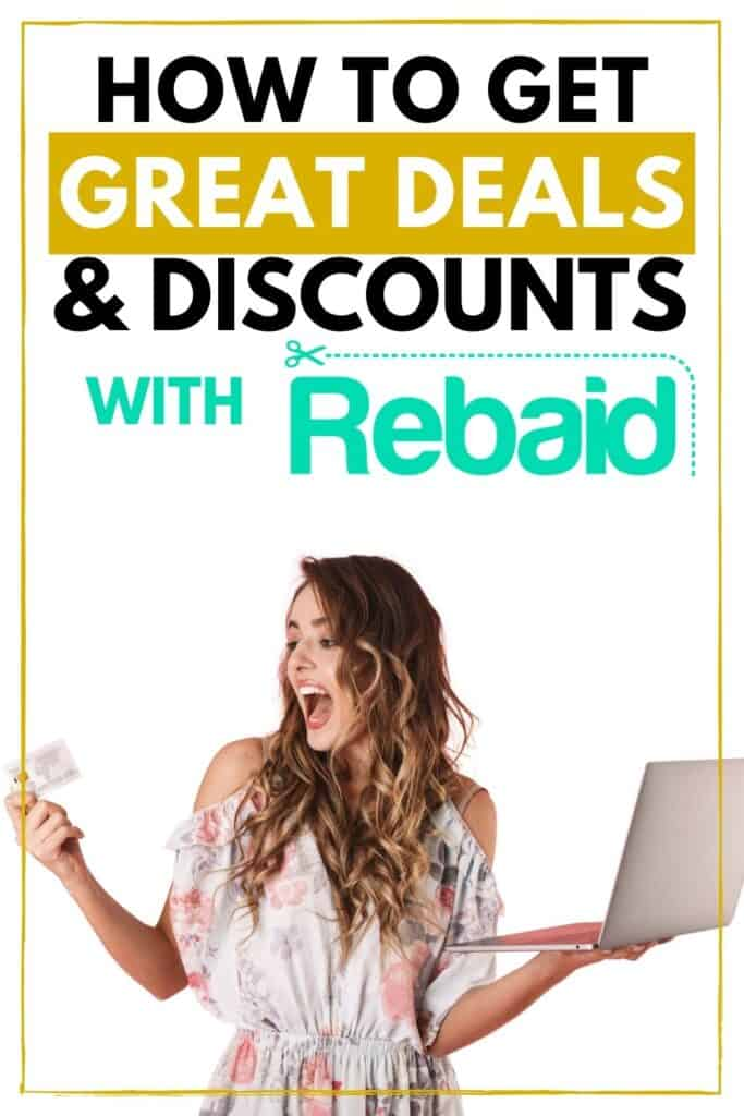 how to get great deals and discounts with Rebaid